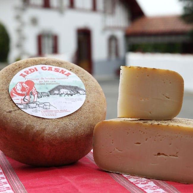 ferme larramendy au pays basque
